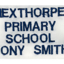Hexthorpe School Embroidery